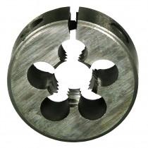"Drillco 5/8""-11 Adjustable Round Split Die - 30E140CD"
