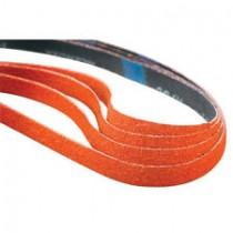 "Norton 1/2""x18"" 80 Grit Blaze Sanding Belt 50pcs - N69957398023"
