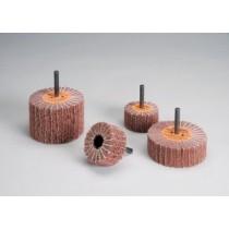 """Standard Abrasives 3""""x2""""x1/4"""" 80 Grit Buff & Blend Combi-Wheel 5pk - ST 898009"""