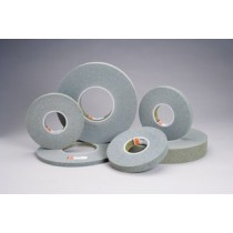 "Standard Abrasives 6""x1""x1"" 8AM Medium Convolute Wheels - ST 853142"
