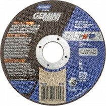 Norton 5x.045x7/8 Type 1 Gemini RightCut Cut-Off Wheel 25pk - N66252823603