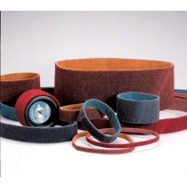 Standard Abrasives 1/2x18 Very Fine Portable Sander Belt 10pk - ST 885095
