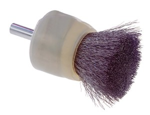 "Osborn 3/4"" Crimped Wire End Brush (Scuf-Gard) 12pk - 30138"