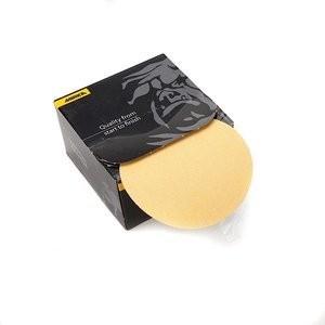 """Mirka Bulldog Gold 6"""" PSA Autobox Discs 100pcs - 23-379-XXX"""