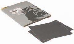 Mirka Waterproof 9x11 Finishing Sheet 180-2000 Grit 50pcs - 21-104-180-2000