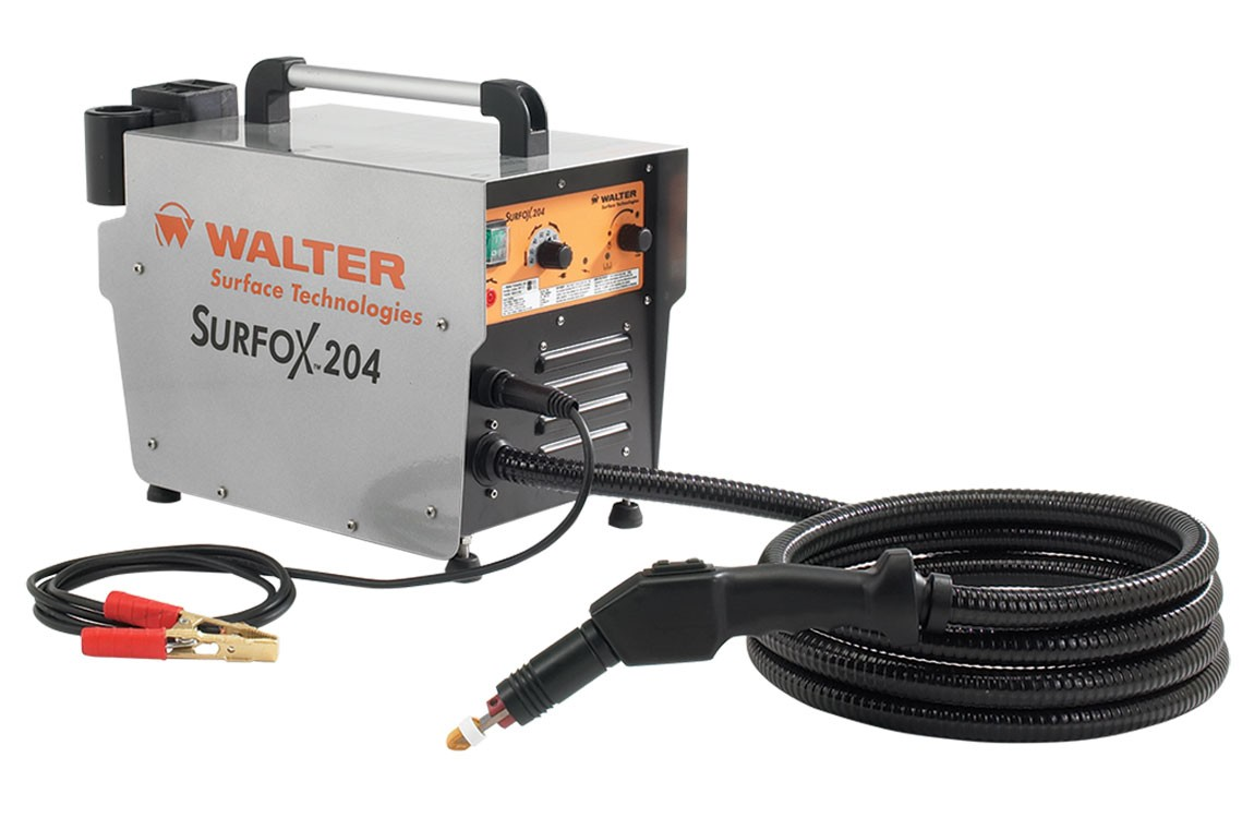 Walter Surfox 204 Heavy Duty Weld Cleaning System - WALT 54D215