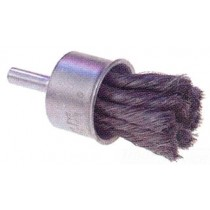 "Osborn 1"" Knot Wire End Brush 12pk - 30018"