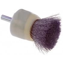 "Osborn 1/2"" Crimped Wire End Brush (Scuf-Gard) 12pk - 30133"