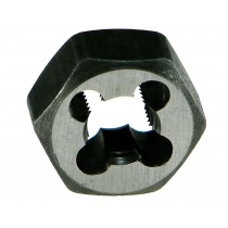 Drillco Hexagon Threading Dies - 33E - Select Size for Pricing