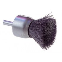 "Osborn 3/8"" Crimped Wire End Brush 12pk - 30092"
