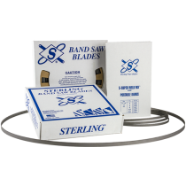 Sterling Hard Edge Flex Back Carbon Band Saw Blades