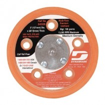 "Dynabrade 5"" Hook Face Vacuum Disc Pad - DY 54326"
