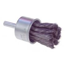 "Osborn 3/4"" Knot Wire End Brush 12pk - 30011"