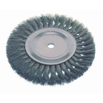 "Osborn 4"" Knot Wire Wheel Brush 12pk - 26209"