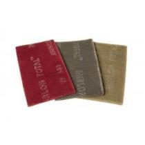 Mirka Mirlon Total 4-1/2x9 Ultra Fine Hand Pad 25pcs - 18-118-448