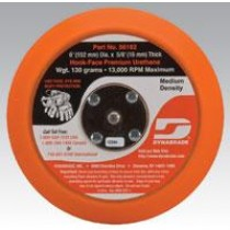 "Dynabrade 6"" Hook Face Non-Vacuum Disc Pad - DY 56182"