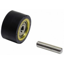 """Dynabrade 1""""x3/8""""x3/8"""" Contact Wheel Assembly - DY 11080"""