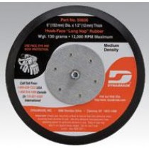 "Dynabrade 6"" Hook Face Non-Vacuum Disc Pad - DY 50606"