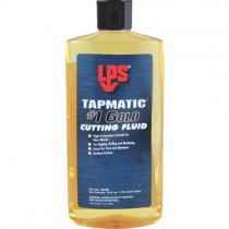 Tapmatic #1 gold cutting fluid 16oz