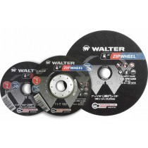 Walter 4-1/2x3/64x7/8 Zip Cut-Off Wheel 25pk - WALT 11T042