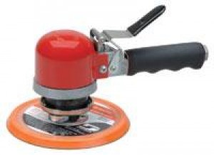 "National Detroit/Dynabrade 6"" Dual Action Non-Vacuum Sander with Wobble - DAQ6"