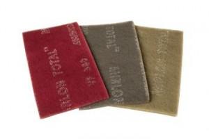 Mirka Mirlon Total 4-1/2x9 Micro Fine Hand Pad 25pcs - 18-118-449